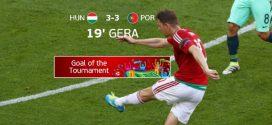Gera Zoli gólja lett az Eb legszebb találata az UEFA-nál