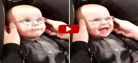 A kis Emil így reagált, amikor életében először tisztán látta édesanyja arcát