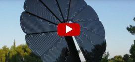 Napraforgóként követi a Napot a legújabb okos napkollektor