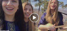 Így száll három grúz lány ajkáról a Tavaszi szél vizet áraszt