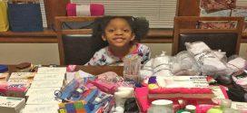 Ez a kislány különleges dolgot kért a születésnapjára: 125 hajléktalannak szerzett óriási örömet