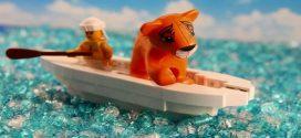 12 filmjelenet legókockákkal megépítve – Te hányat ismersz fel közülük?