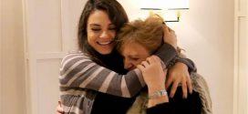 Mila Kunis titokban átépíttette a szülei lakását – Nézd meg, mit szóltak, mikor meglátták!