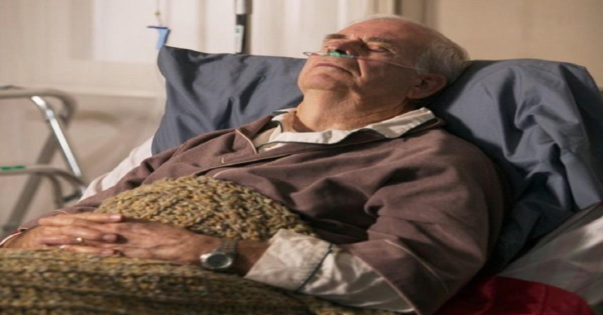 Két beteg feküdt a kórteremben. Mikor egyikük elhunyt, hihetetlen, ami kiderült!