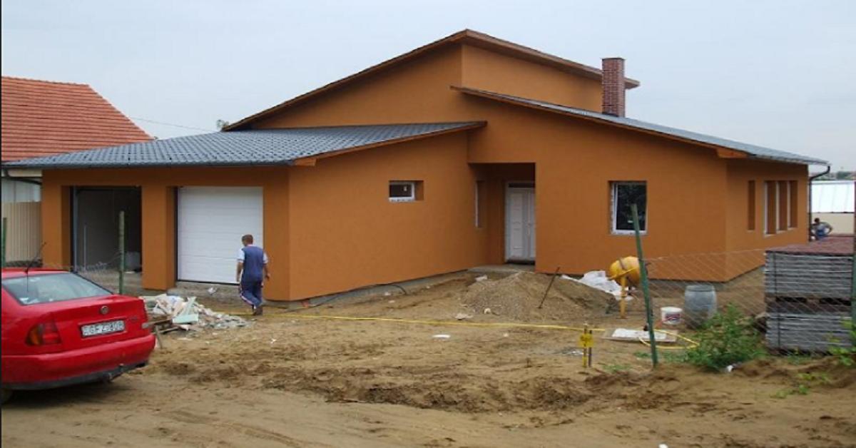 Megérkeztek Magyarországra is a 100 négyzetméteres családi álomházak 1 millió forintért! Erről mindenkinek tudnia kell!