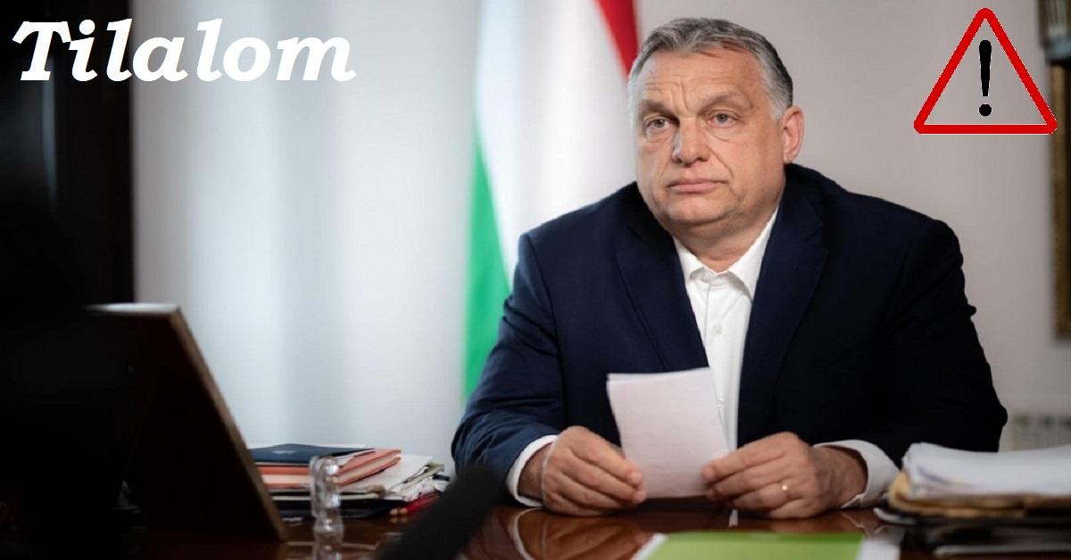 Orbán Viktor bejelentése LETAGLÓZOTT mindenkit! TOTÁLIS TILALOM JÖN! ERRE kell készülni, jobb ha te is tudsz róla! ERRE senki nem számított! Íme a részletek :